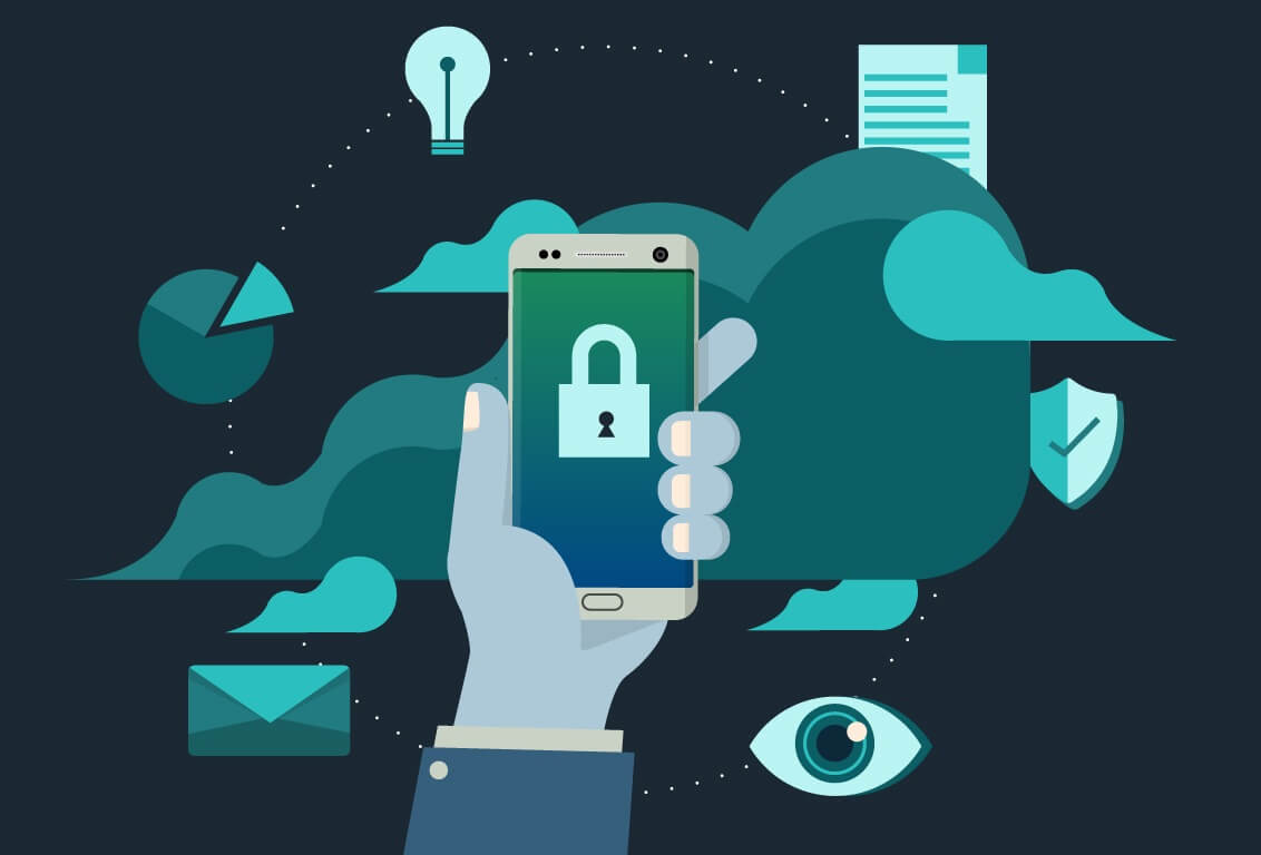 Tendencias de seguridad móvil 2019