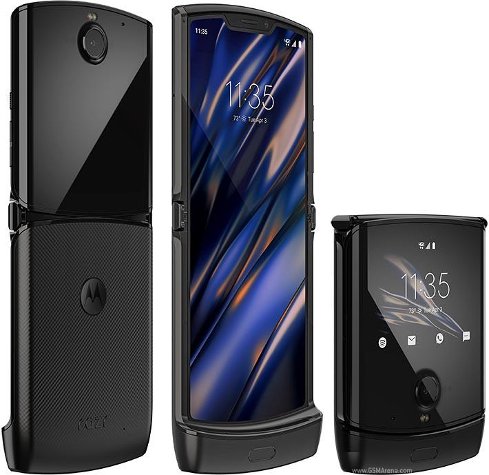 El nuevo Motorola Razr plebable 2019