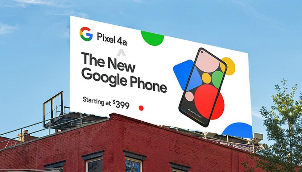 Precio del Google Pixel 4a